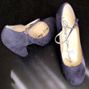 American Rag Heels- Midnight Blue